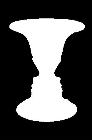 Rubin S Vase Or Rubin S Figure Psychology Concepts